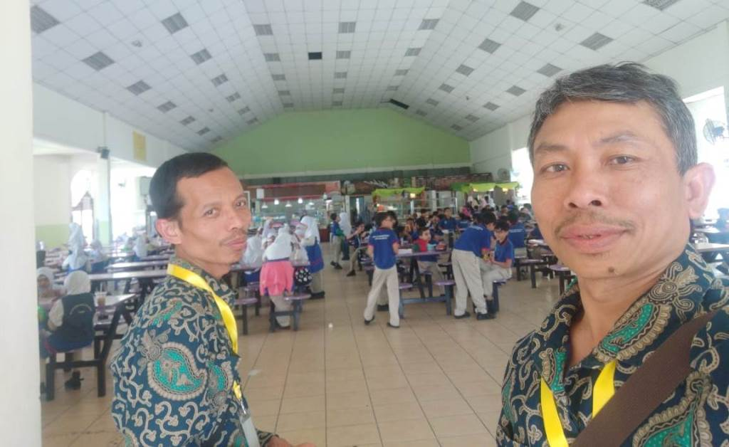 Mamumtaza Gunakan ATM Transfer Manajemen IIUM-SRA Malaysia 2