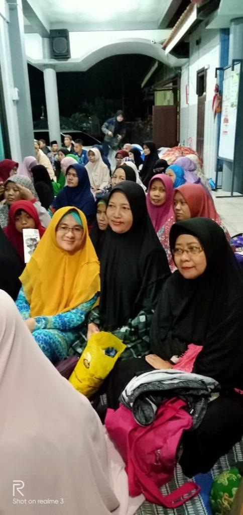Pengajian PCM-PCA Lawang, Tematik Muslim Uighur Bahas 7 Poin Sikap PP Muhammadiyah 1