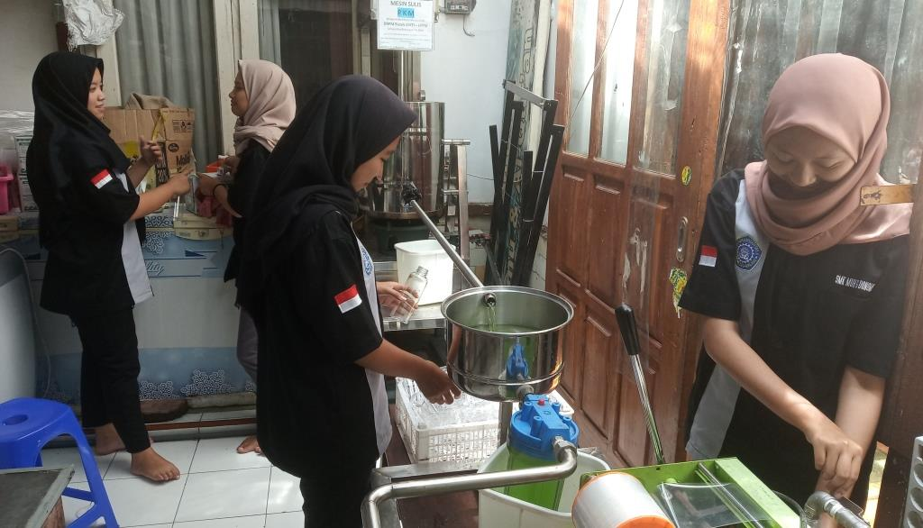 UKM Jaringan PDPM Kabupaten Malang Siap Tampung Siswa Kejuruan PKL 1