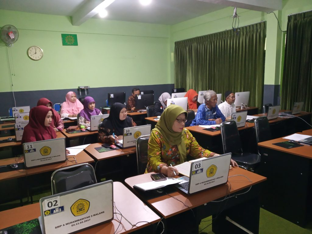 Gurunya Program Mengaji, Siswanya Prestasi, Sekolahnya Berkah, Itulah SMP Aisyiyah Muhammadiyah 3 Kota Malang 2