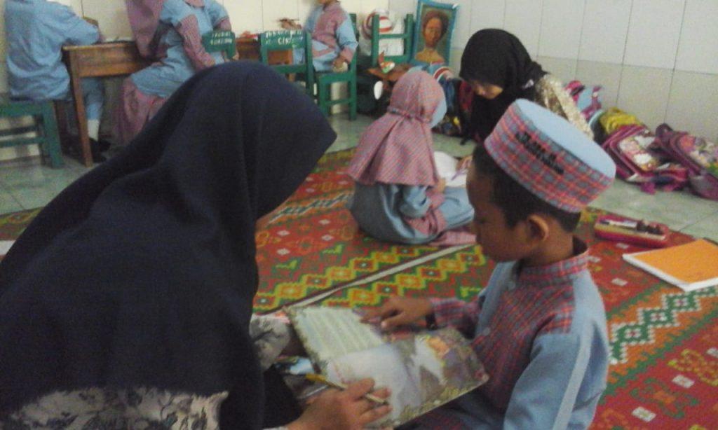 ABA 13 Kota Malang Bentuk Karakter Spiritual Siswa Melalui Baca Tulis Al Qur'an Sekaligus Amalannya 1