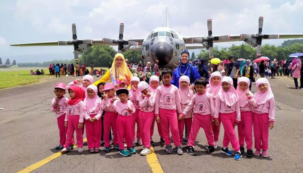aba 9 pilot unggul