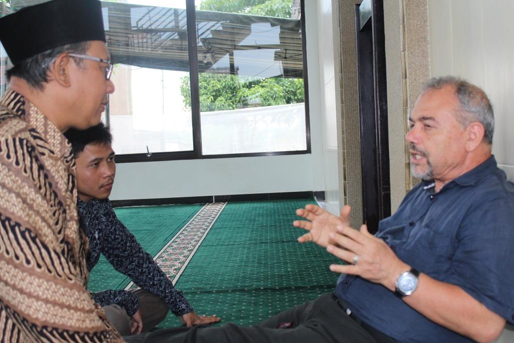 Teliti Gerakan Islam, Prof Moncef Asal Tunisia Tertarik Konsep Al Islam-Kemuhammadiyahan 1