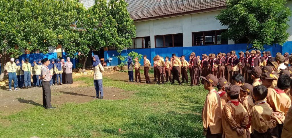 Pekan Pramuka SD Muhammadiyah 10 Pagak, Beri Thropy-Piagam 18 Siswa Prestasi 1