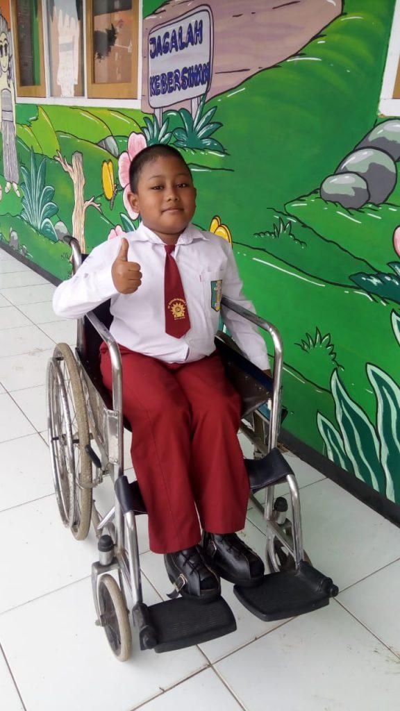 Tirulah SD Mulia, Siswa Disabilitas Merasa Tenang Perasaan, Aman Gangguan, Tambah Semangat Belajar 2