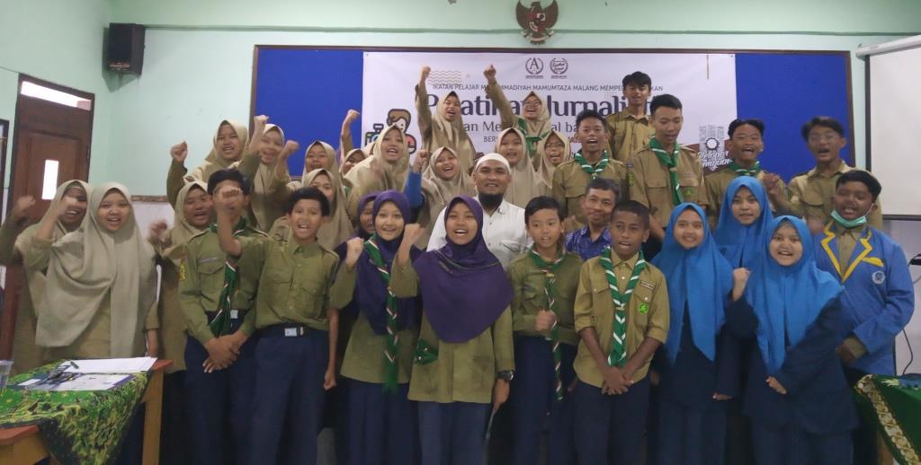 MataHati, Matsamutu, SMPM 2 Kota Malang, Menerima Sertifikat Penghargaan 2