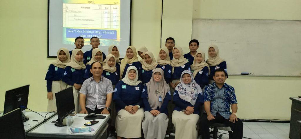 Jurusan Akuntasi SMK Muda Studi Tiru Program Accurate Unmer Malang 1