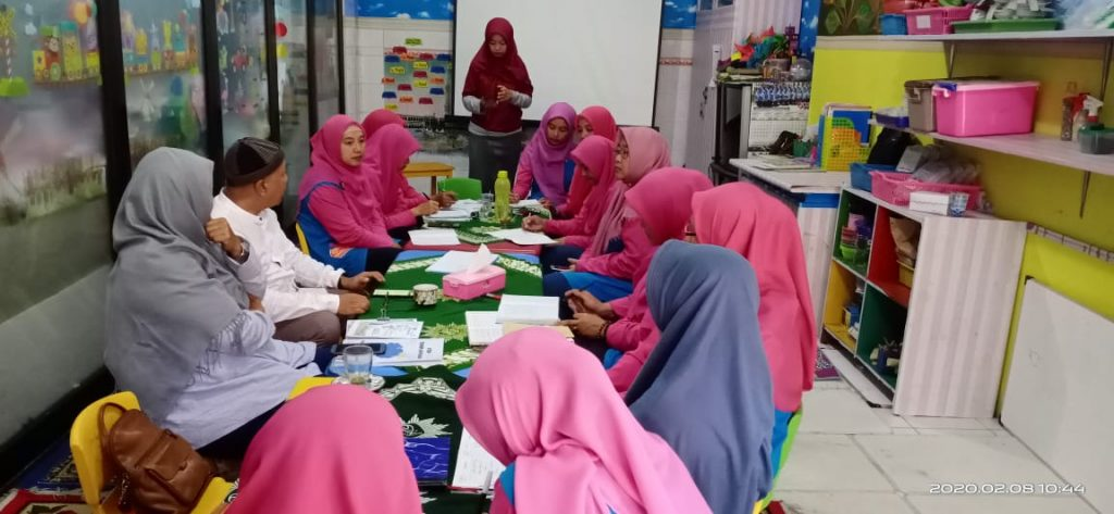 Seperti Apa Dinamika Suka Duka Guru Siswa Usia Dini Saat Pembelajaran On Line 1