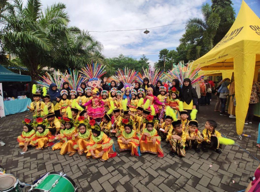 ABA 10 Kota Malang Juara Harapan 1 Drumband Klasemen Pratama 1