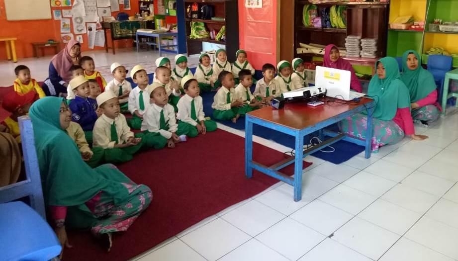 ABA 24 Kota Malang Penyuluhan Corona, Libur Panjang Siswa Tetap Menghafal Doa-Surat Pendek 1