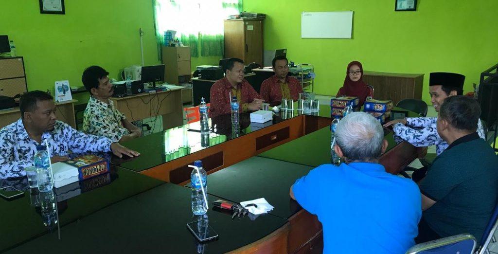 Jalin Komunikasi PDM Jombang, Bank Rinjani Syariah Batu Paparkan Program Pembiayaan 2