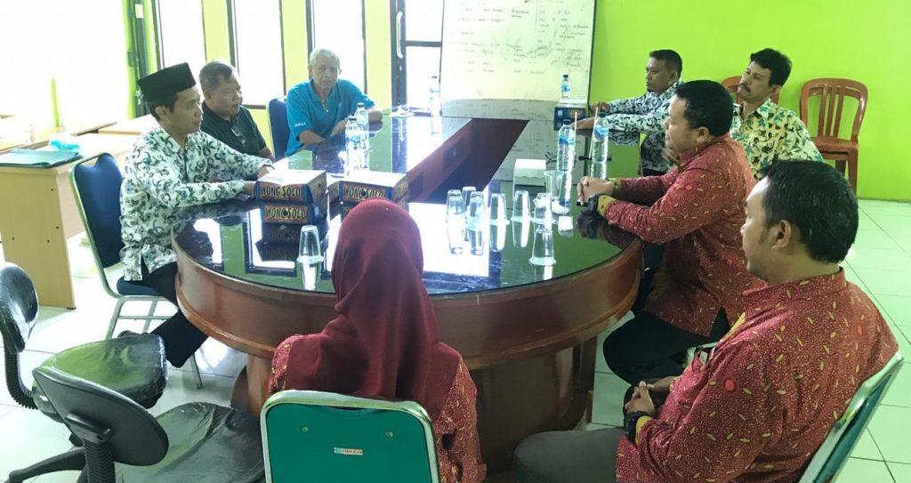 Jalin Komunikasi PDM Jombang, Bank Rinjani Syariah Batu Paparkan Program Pembiayaan 1