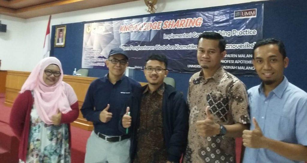 Fikes UMM- IAI Malang Gelar Seminar Paparkan USP41 Pada Apoteker dan Calon Apoteker 2