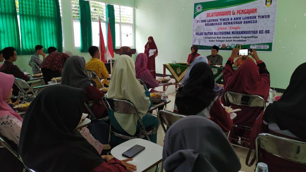 Ketua PDM Lombok Timur Ingatkan 6 Pilar Perjuangan Pada Milad IMM 56 Tahun 1