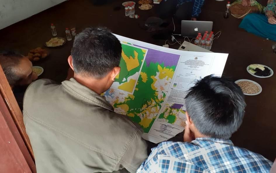 Tapal Batas Sesuai Peta, Universitas Muhammadiyah Malang Mulai Manfaatkan KHDTK Pujon 1
