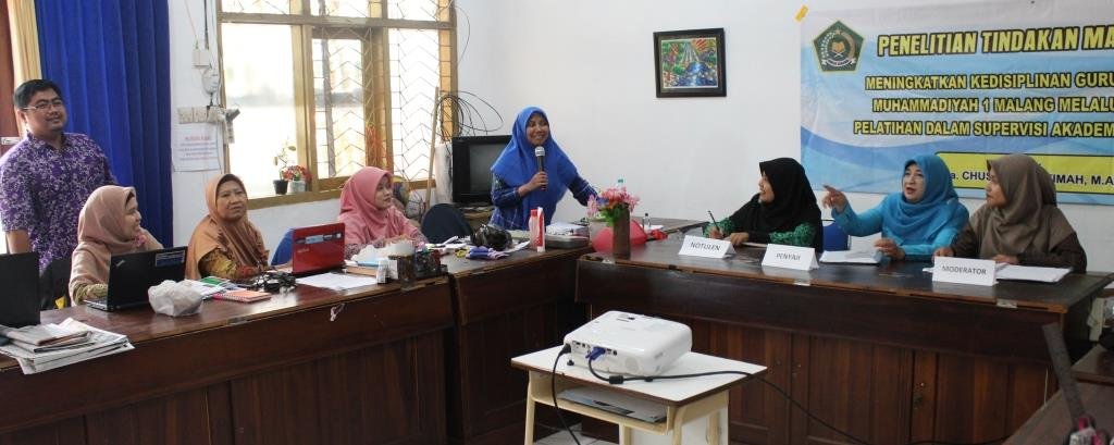 Dewan Guru-Pengawas Matsamutu Bahas Poin Akreditasi Unggul Tahun Ajaran Baru 1