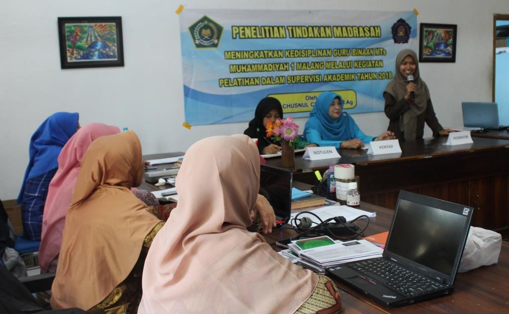 Dewan Guru-Pengawas Matsamutu Bahas Poin Akreditasi Unggul Tahun Ajaran Baru 2