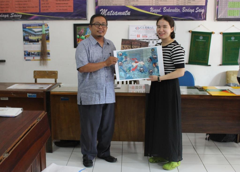 Emilie Guru Tamu Matsamutu, Selama Mengajar Banyak Kebaikan Sulit Dilupakan 1