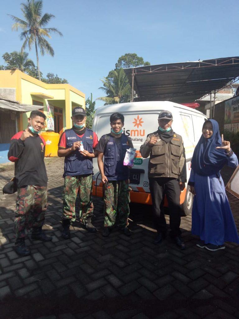 Setelah Lawang, Lazismu Kabupaten Malang Foging Aisyiyah Day Care Jabung 1