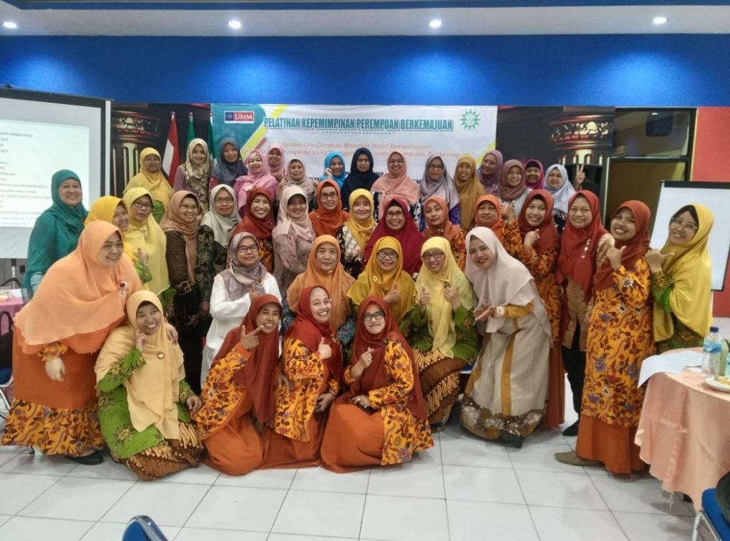 PC Aisyiyah UMM Tingkatkan Kompetensi Kader Melalui Pelatihan Kepemimpinan Perempuan Berkemajuan 1