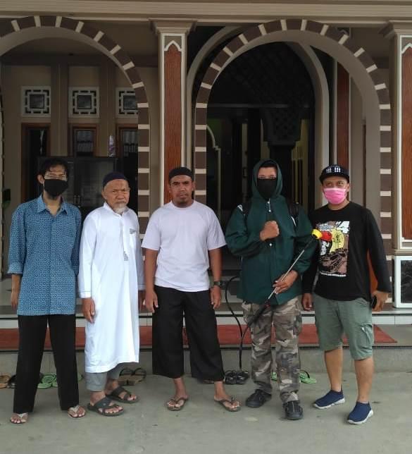 PDPM Kabupaten Malang Aksi STESI Pada Masjid-AUM Kecamatan Wajak 1
