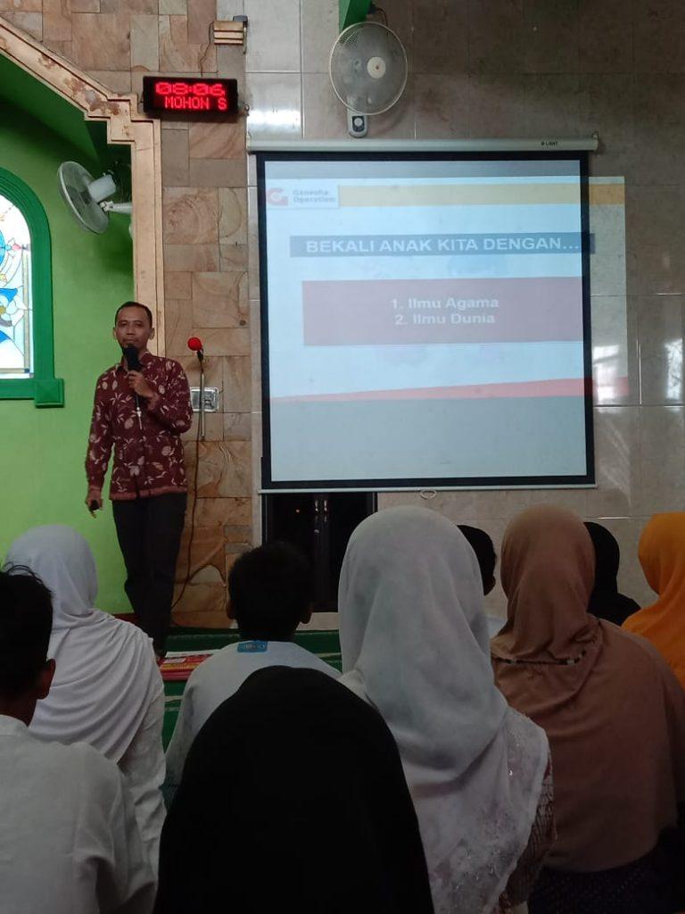Jelang USBN SD Muhammadiyah 5 Kota Malang, Bekali Wali Murid Parenting-Motivasi Bagaimana Melejitkan Potensi Anak 1
