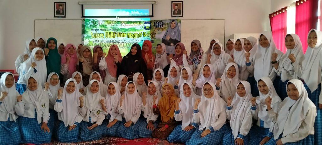 Air Mata Tumpah di SMK Muda, Siswa Tersentuh Hati Muhasabah Ingat Dosa 2