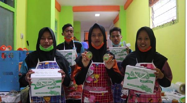 Produk SMUD'S SMK Muda Kota Malang, Minuman Herbal Menangkal Virus? 1
