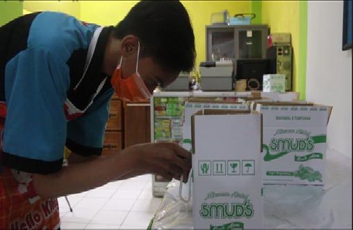 Produk SMUD'S SMK Muda Kota Malang, Minuman Herbal Menangkal Virus? 2
