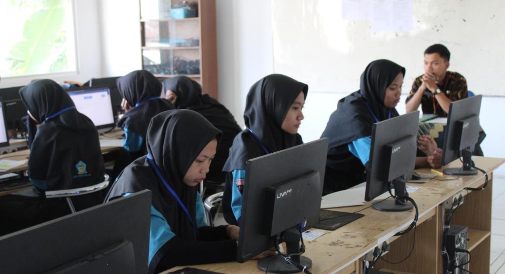 Tanggap Darurat, Usai UNBK SMK Muda Jadwal Ulang Ujian Kompetensi Siswa 2