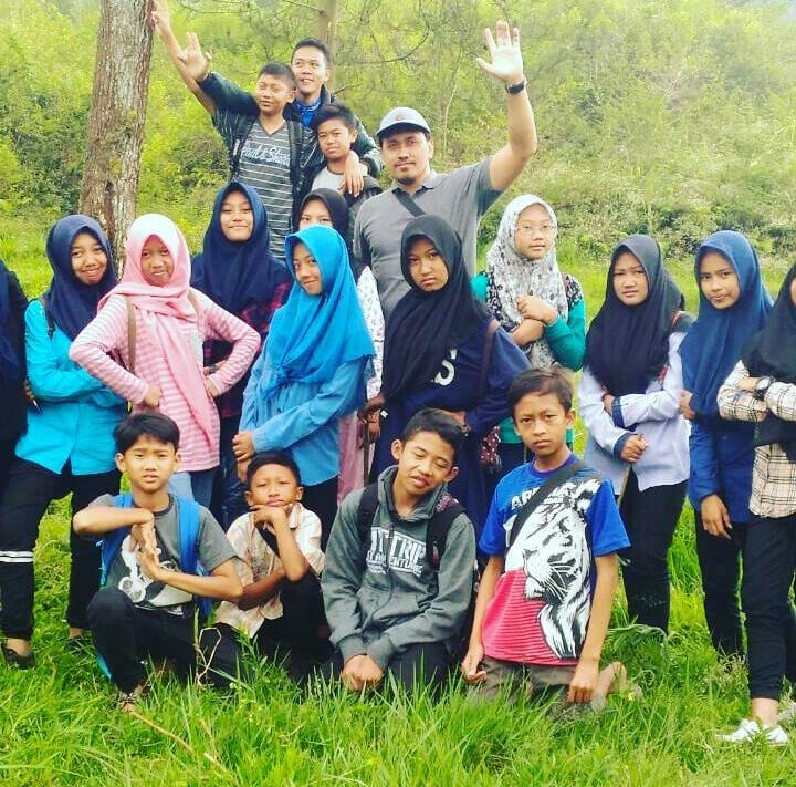 Siswa SMP Muhammadiyah 2 Kota Batu, Produksi Hand Sanitizer Semi Herbal 1