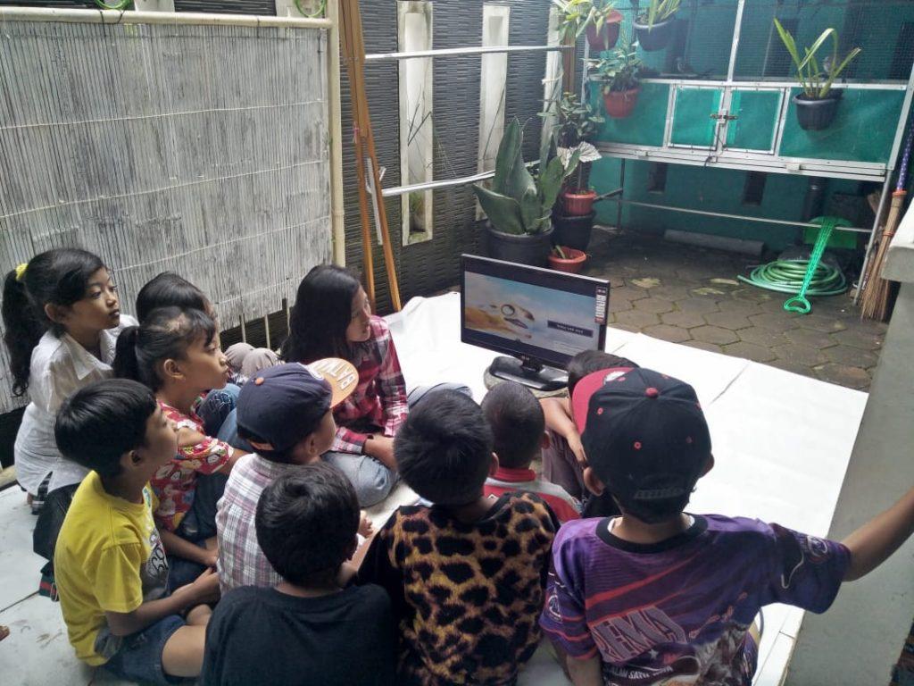 Melalui Nobar Film Animasi Serangan Umum 1 Maret, TL Lesanpuro Tumbuhkan Karakter Nasionalis Anggotanya 2