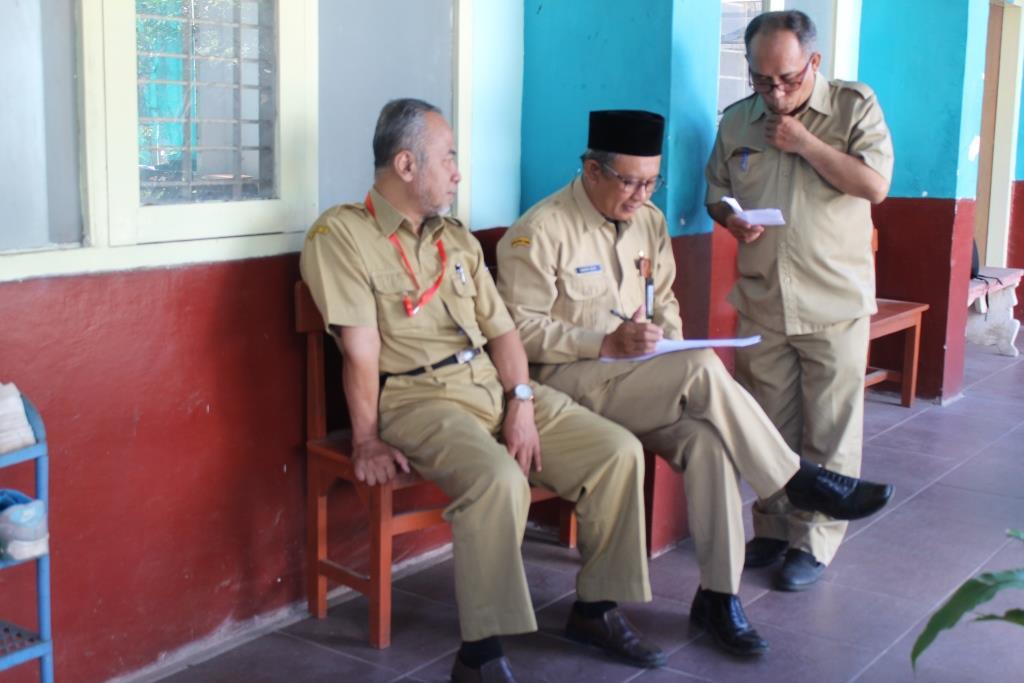 SMK Muhammadiyah 3 Kota Malang Siagakan Teknisi Laksanakan UNBK 1