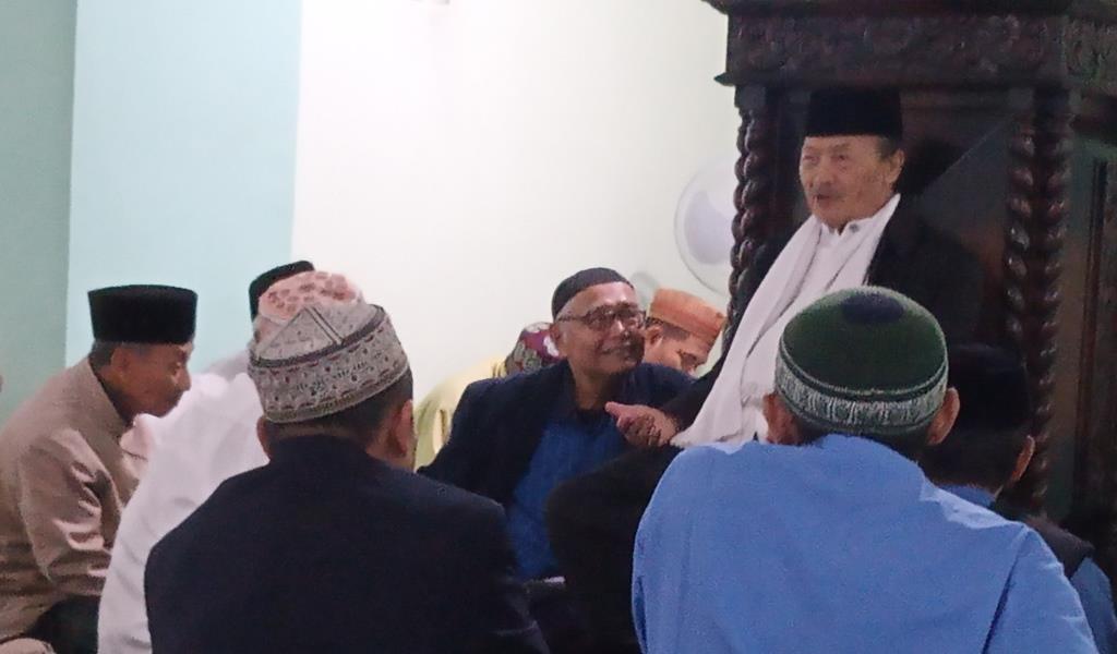 """""""Yasinan"""" di Masjid Khadijah Kota Malang Ustadz Yasin Beri Wejangan 6 Doa Pelindung Sakit 2"""