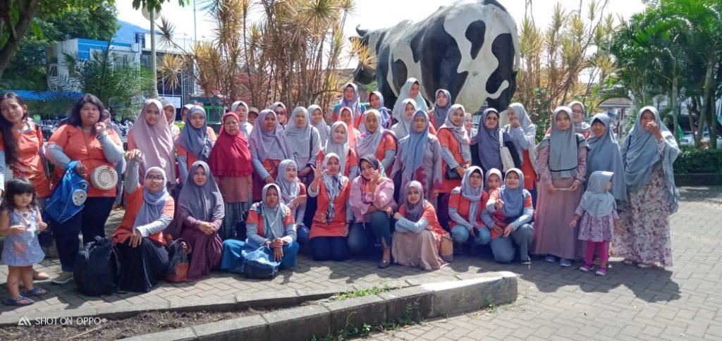 Ajak Siswanya Kunjungi Batu, ABA 17 Kota Malang Ingin Raih 10 Manfaat Outbond 2