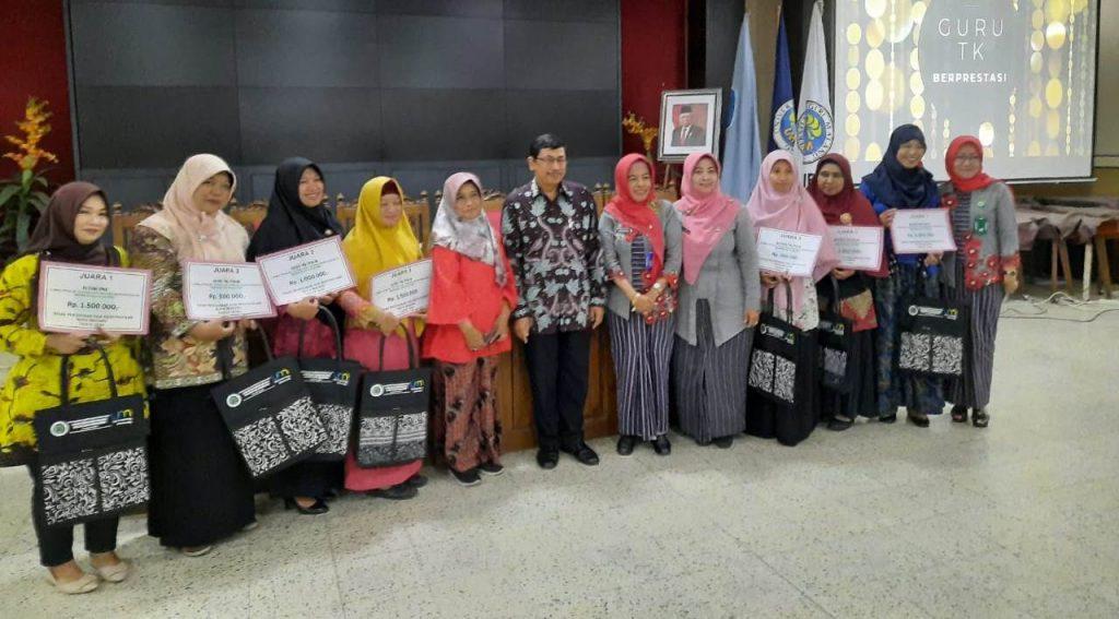 Diknas Umumkan Latifa ABA 17, Kasek Terbaik Tingkat TK Se Kota Malang 2