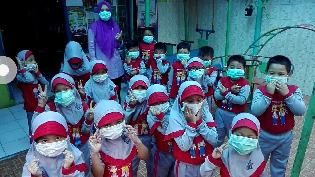 Tentang Corona, Tim Medis RSI Aisyiyah Siap Bantu Sekolah Edukasi Kesehatan 1