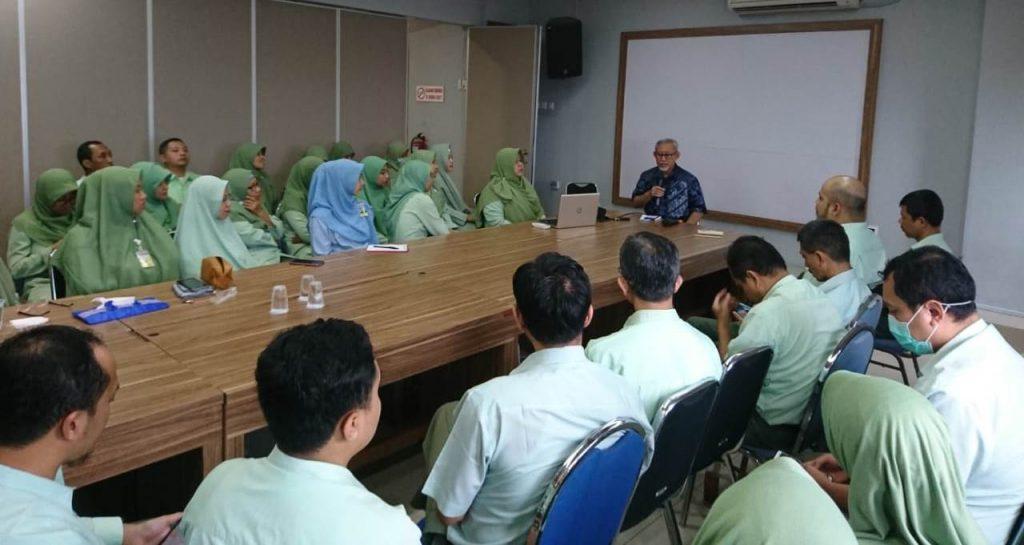 RSI Aisyiyah Malang Pro Aktif, Kumpulkan Karyawan Sosialisasi Penanganan Pasien Suspect Corona 2