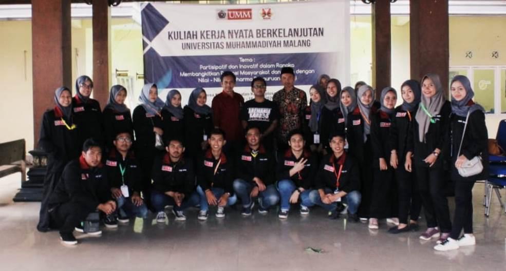 KKN UMM Berkelanjutan Ngijo, Mahasiswa Partisipatif Wujudkan Desa Inovatif 1