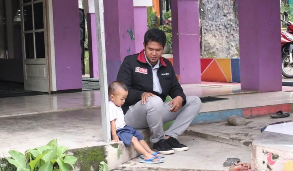 KKN UMM Ngijo Kunjungi Darul Azhar Bantu Kegiatan Program Panti Asuhan 1