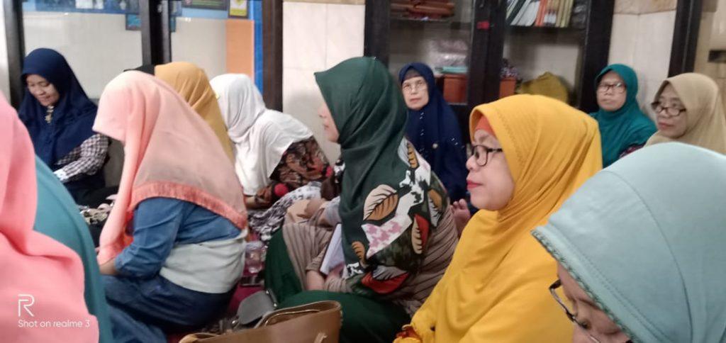 Hadirkan Muballighat Senior Aisyiyah, PCA Lawang Taklim Keutamaan Bulan Rajab 1
