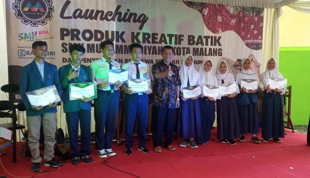 SMK Muhammadiyah 1 Kota Malang MoU 182 Siswa Baru Bebas SPP Selama Tiga Tahun Bukan Basa Basi 1
