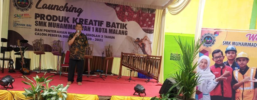 SMK Muhammadiyah 1 Kota Malang MoU 182 Siswa Baru Bebas SPP Selama Tiga Tahun Bukan Basa Basi 2