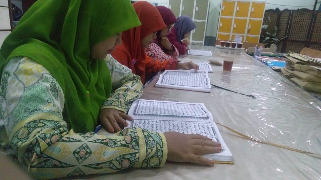 Guru SMK Muda Istiqamah Baca Al Qur'an, Sekolah dan Siswa Menjadi Berkah 1