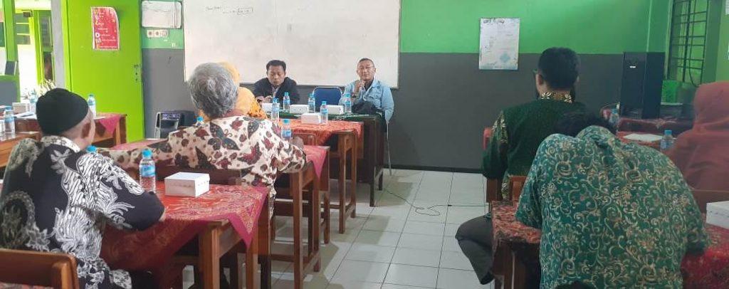 PCM Klojen Up Greeding SMP AM3, Dewan Sekolah Terapkan Guru Piket-Intens Komunikasi Siswa 2