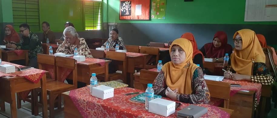 PCM Klojen Up Greeding SMP AM3, Dewan Sekolah Terapkan Guru Piket-Intens Komunikasi Siswa 1
