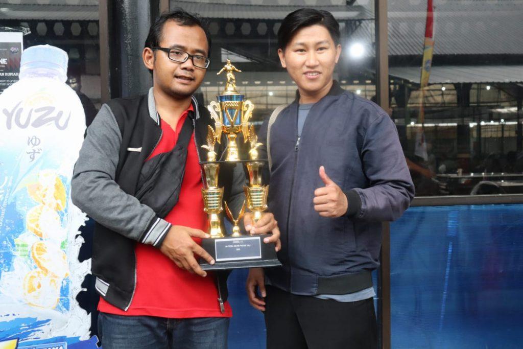 Terpilih Wakili Kota Malang, Bola SMP AM3 Tembus Gawang Juara Futsal 1