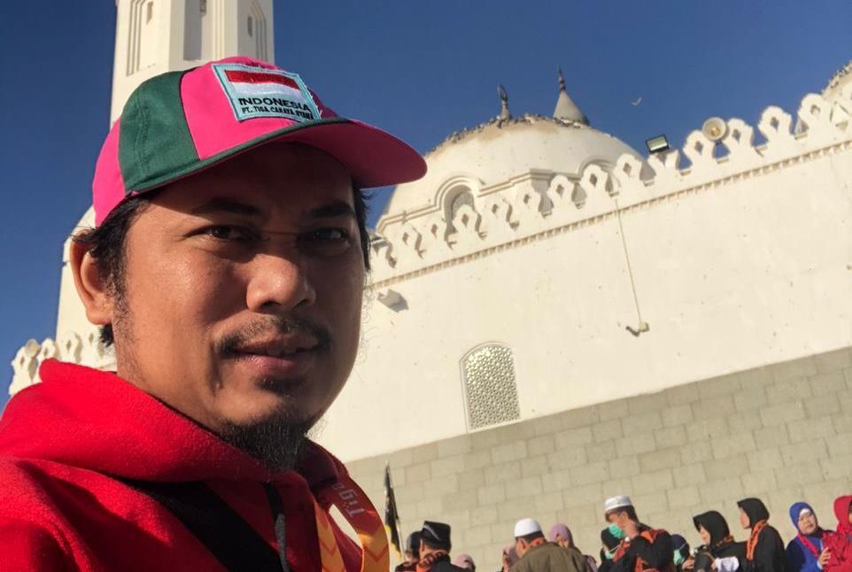 Foging Desinfektan di Masjid Tidak Efektif? 1