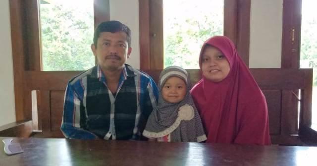 Tematik Baiti Jannati, ABA 1 Batu Daring Siswanya Bersama Keluarga 1