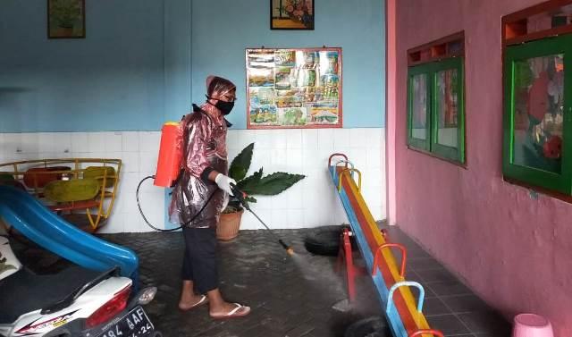 KOKAM Blimbing Tak Sekedar Desinfektan ABA 13 Kota Malang, Sanitasi Lalu Sterisasi Bakteri 1